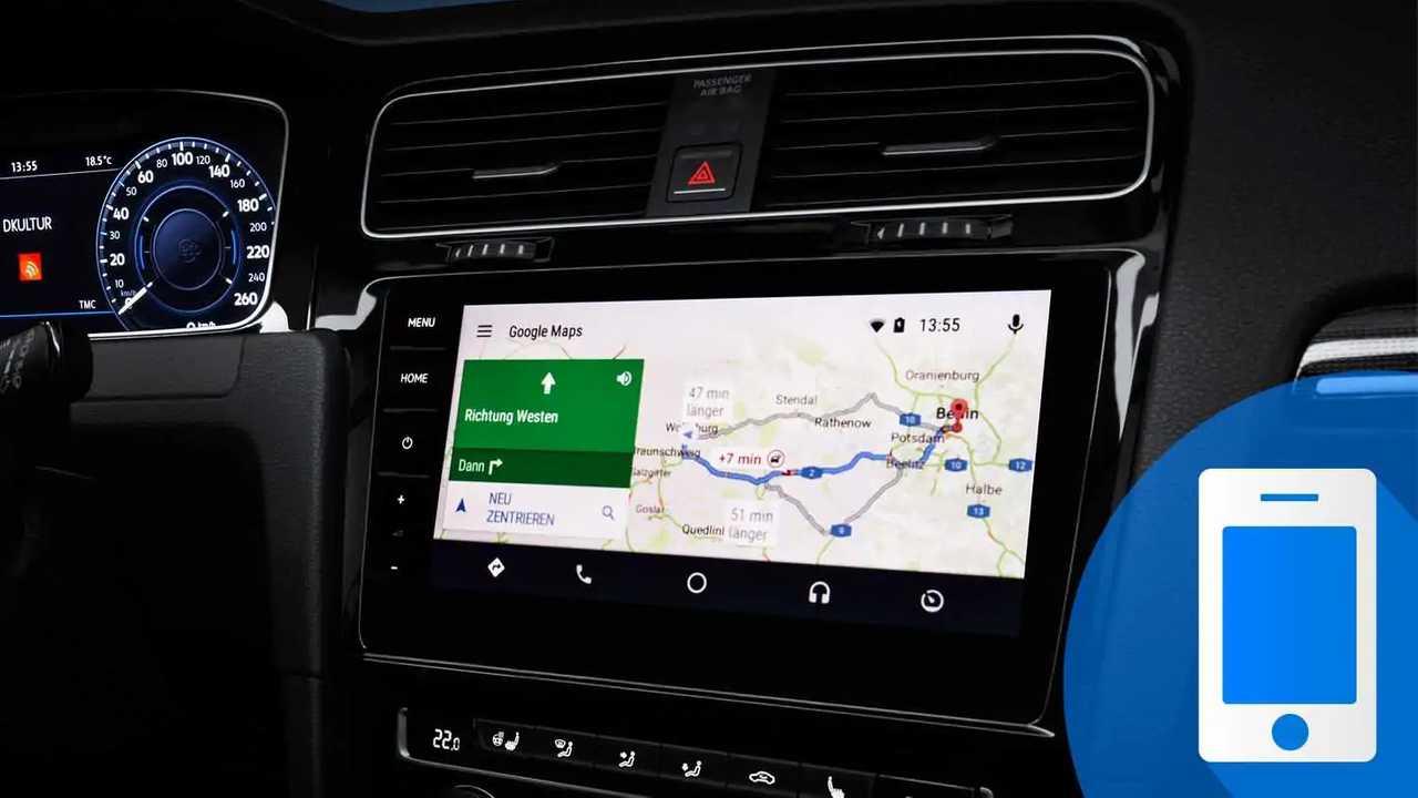 Google Maps su Android Auto