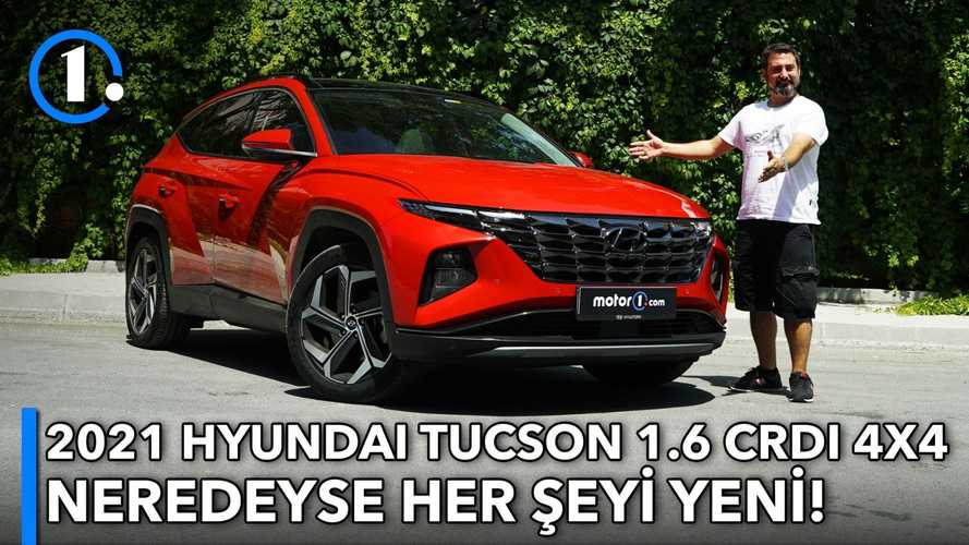 2021 Hyundai Tucson 1.6 CRDI 4x4 Elite Plus | Neden Almalı?