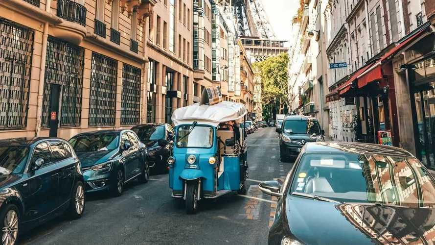 В Париже ограничили скорость до 30 км/ч. У нас тоже хотят