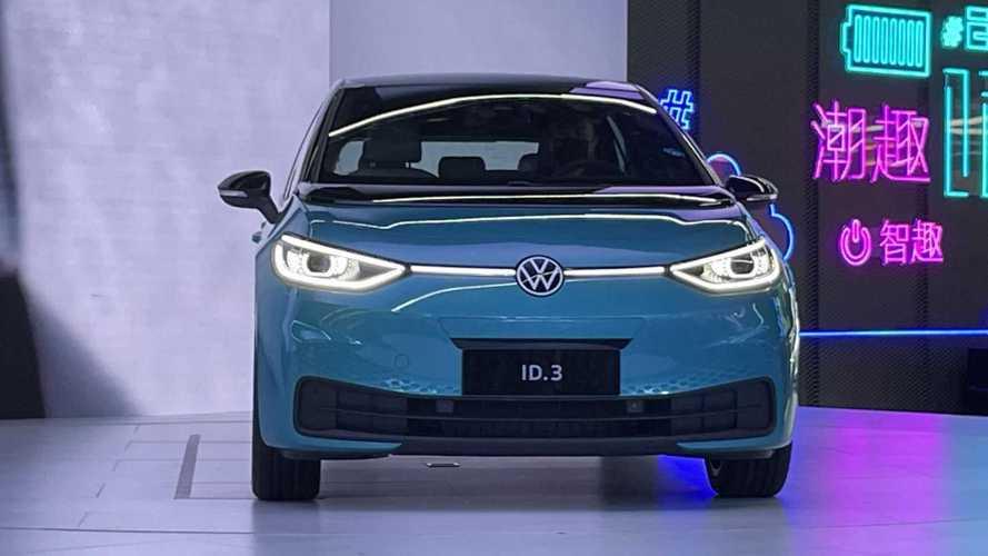 A Volkswagen hivatalosan is bemutatta az ID.3-at Kínában
