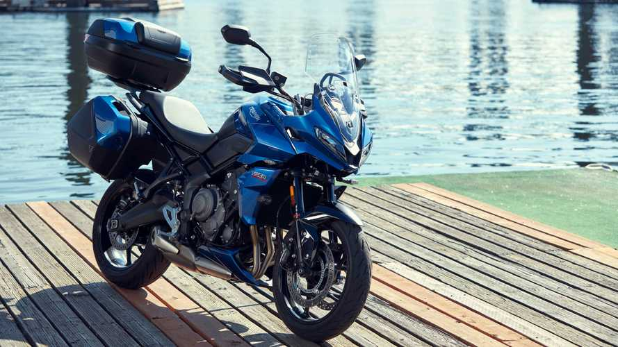 2022 Triumph Tiger Sport 660 Is Ready To Prowl Those City Streets