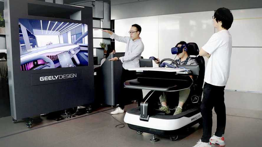 Geely Libatkan Teknologi Virtual Reality untuk Desain Kendaraan