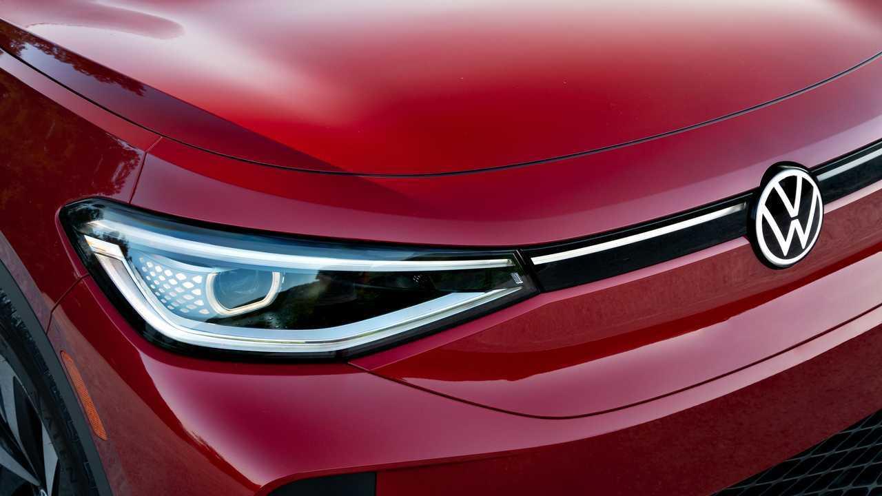2021 Volkswagen ID.4 AWD exterior detail