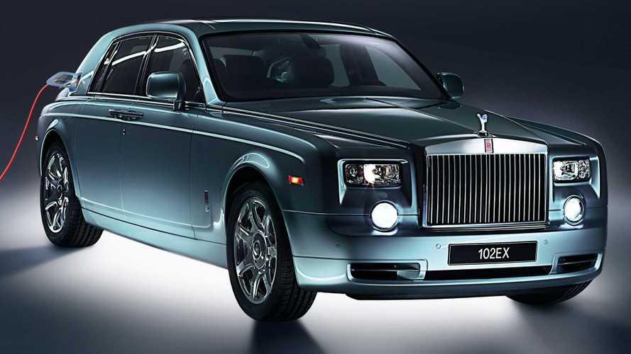 Rolls-Royce вспомнил о прошлом, анонсируя электромобиль