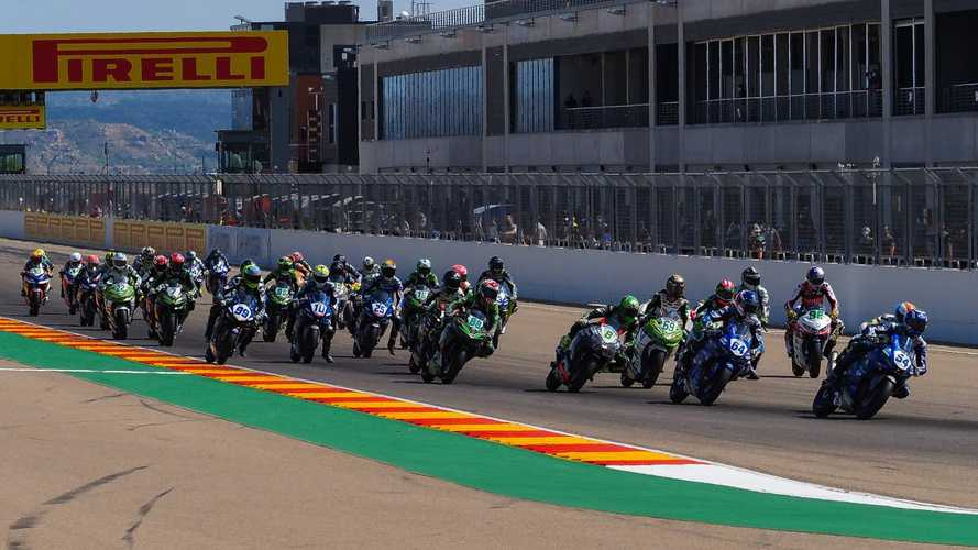 Former WSBK Riders Call For FIM To Improve Young Racer Safety
