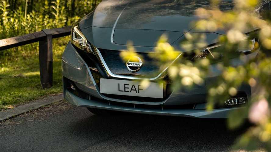 Fontos fejlesztés debültál a Nissan Leafben