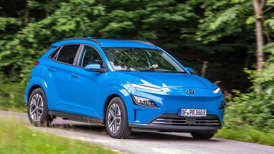Hyundai Kona Elektro 39,2 kWh (2021) im Test