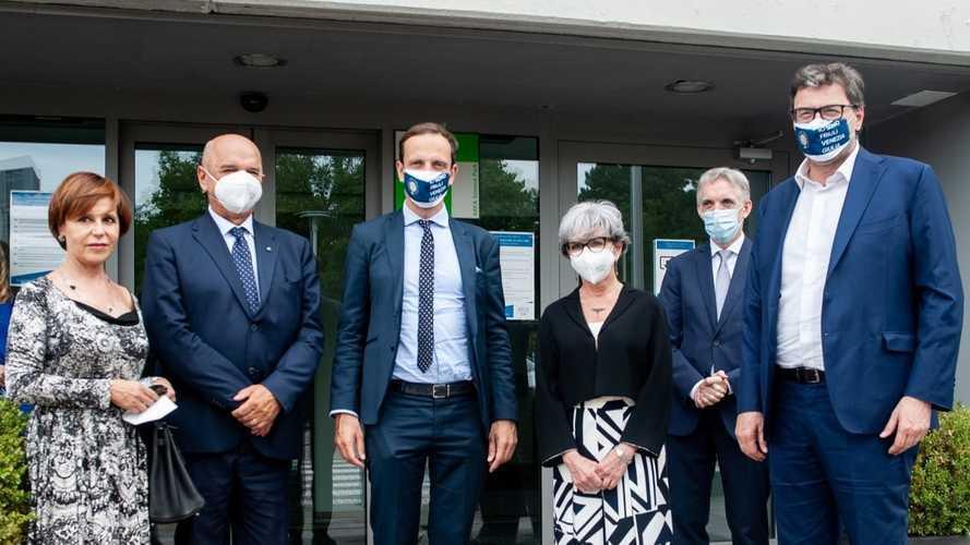 Nasce il centro nazionale per l'idrogeno Snam: annuncio con Giorgetti