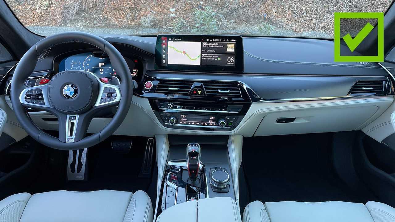 2021 BMW M5 Pro 3