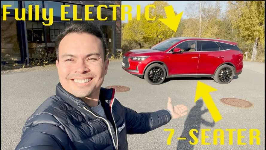 Reviewer Finds Out If BYD Tang EV SUV Is Good Enough For Europe