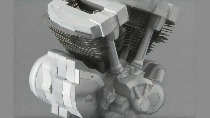 Yamaha Papercraft Gallery created by Nobutaka Mukouyama