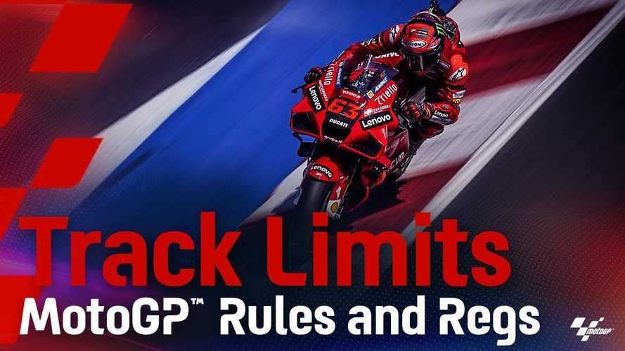 MotoGP Race Director Breaks Down Track Limits Protocols