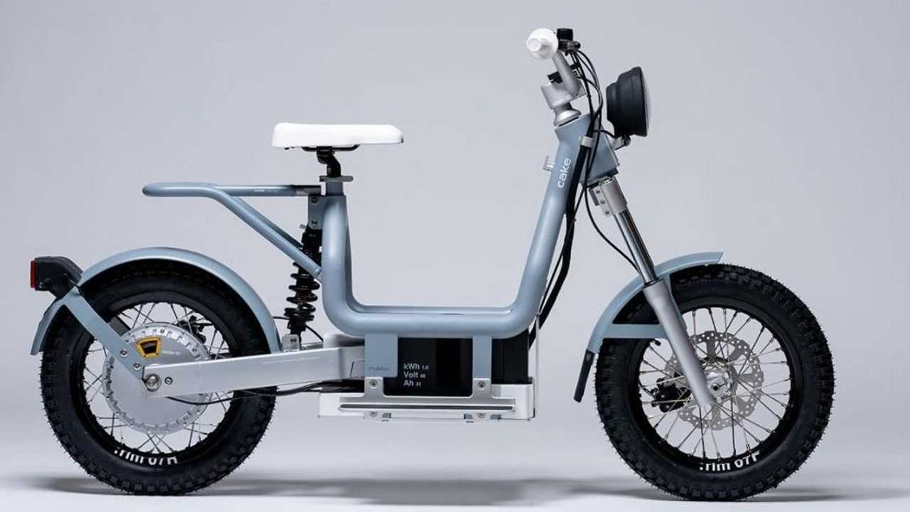 CAKE Pulls The Wraps Off The New Makka Electric Scooter
