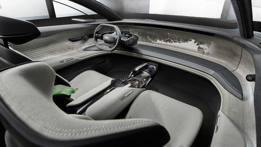 Audi to keep physical knobs and buttons in future electric cars