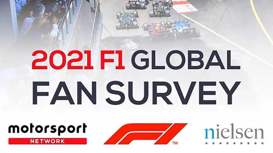 Formula 1 e Motorsport Network svelano i risultati dei fan del più grande sondaggio sportivo mai condotto da Nielsen Sports