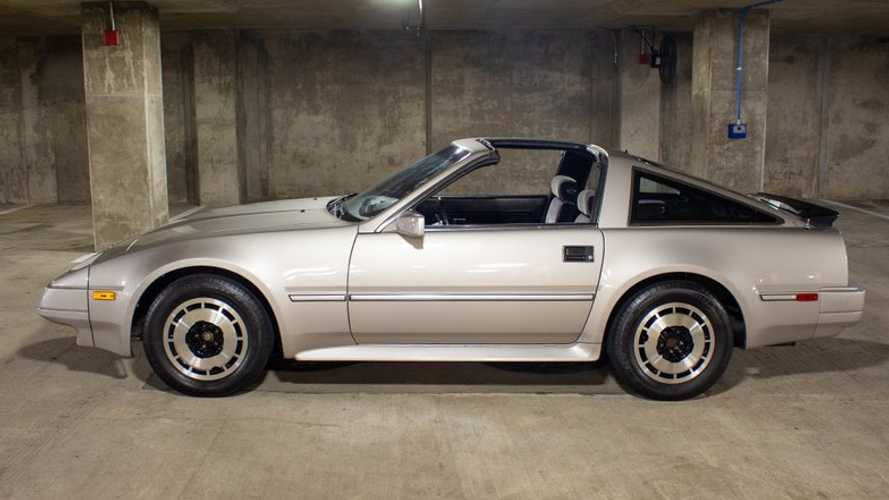 Unmolested 1986 Nissan 300ZX Is A Trifecta Of Originality