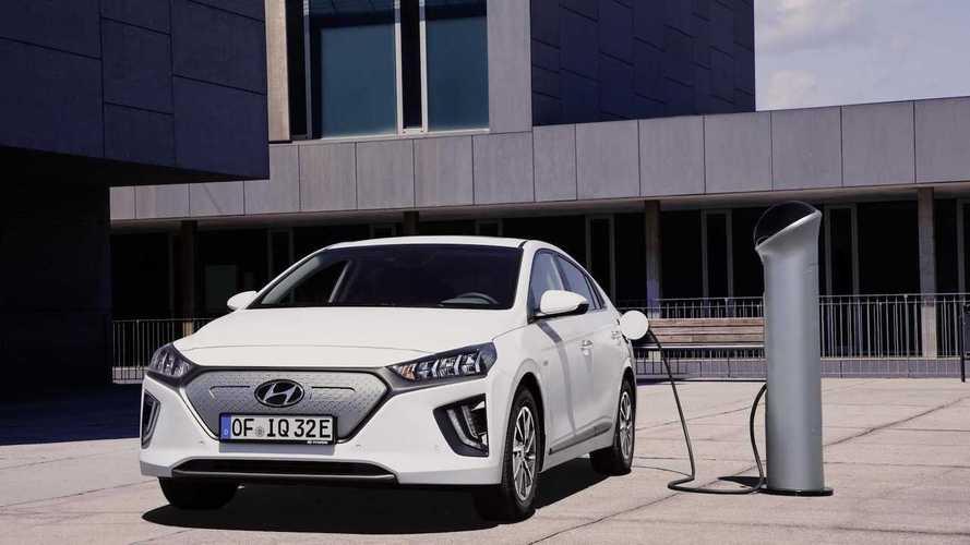 Hyundai Ioniq Elektro Facelift (2019): Mehr Reichweite und Leistung