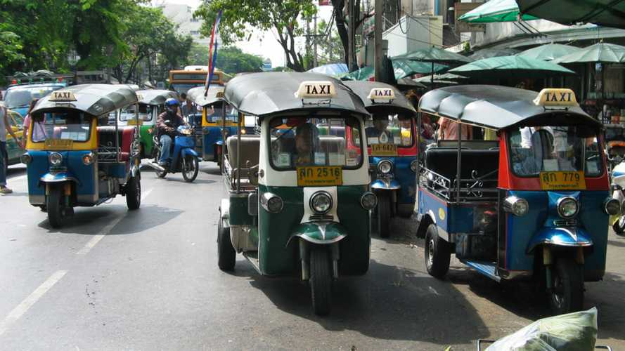 Weekend WTF: I Have An Obsession With Tuk-Tuks