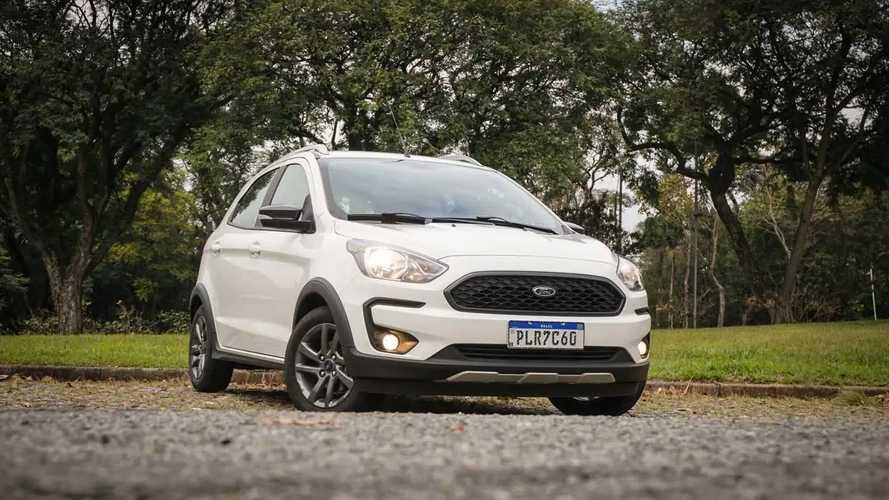 Descontinuado e visado: Ford Ka lidera ranking dos mais roubados