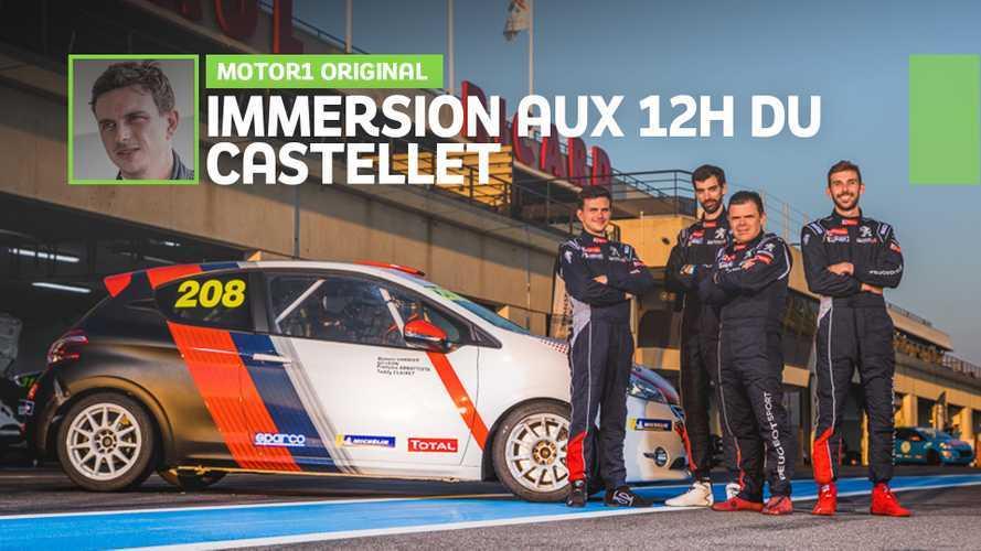 Expérience - En immersion aux 12h du Castellet chez Peugeot Sport