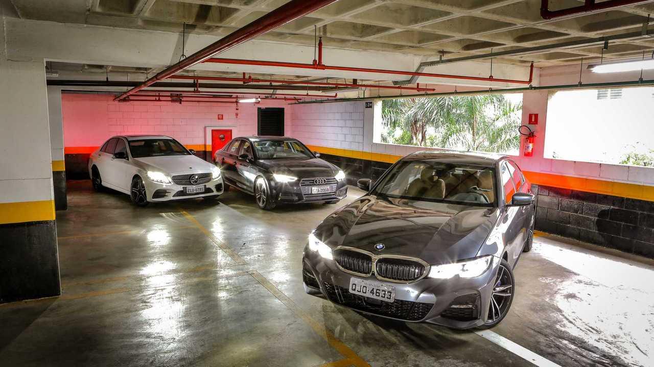 Abre BMW comparativo