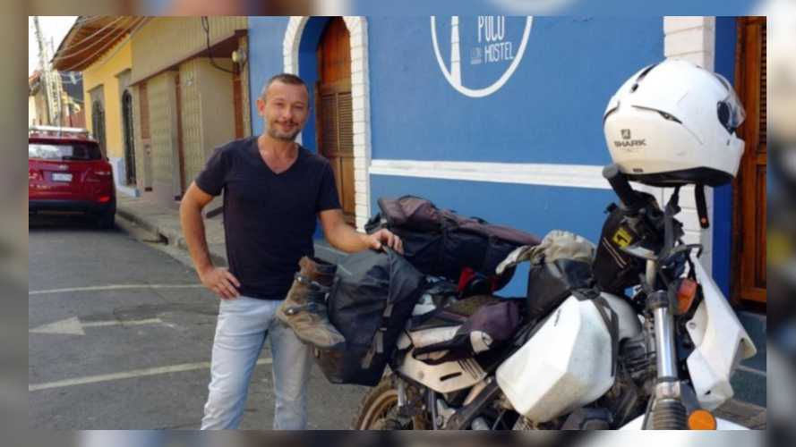 Missing ADV rider Nicolas Holzem