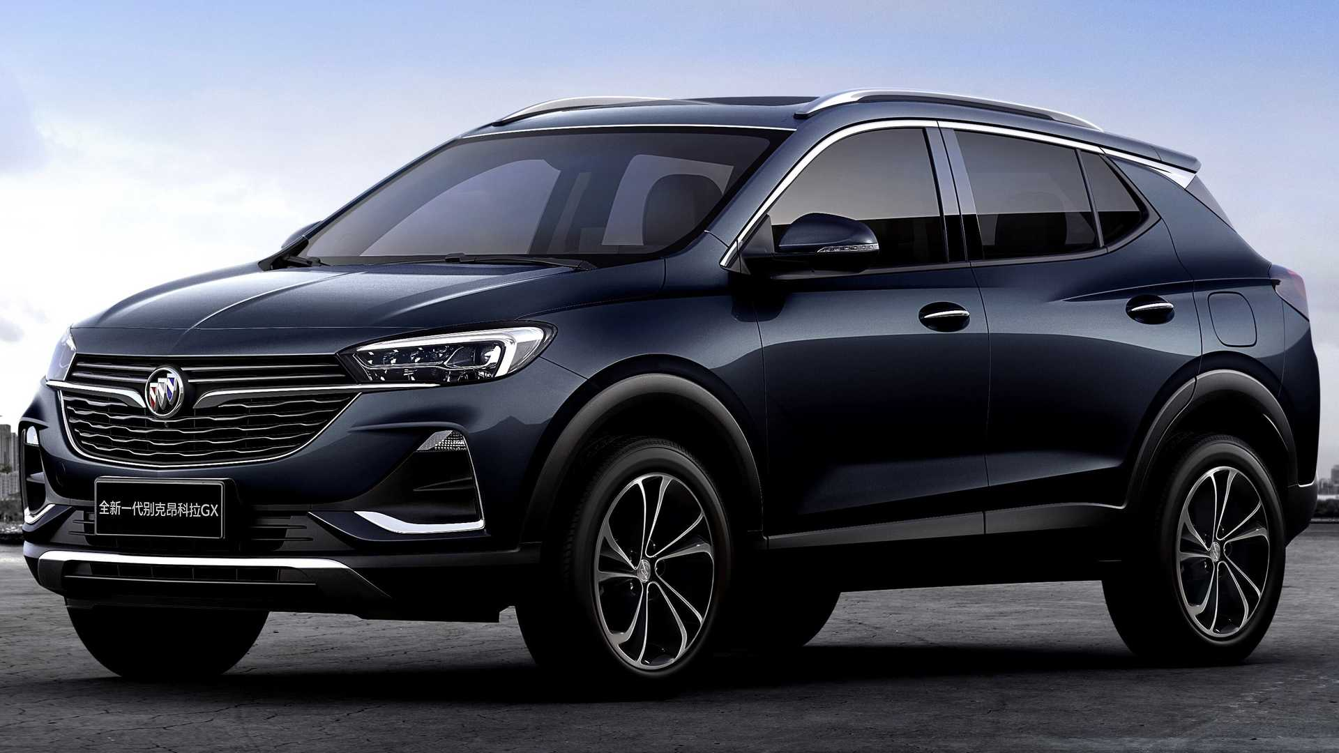 2019 Buick Small Electric SUV: News >> Buick Displays Three New Suvs At Auto Shanghai 2019