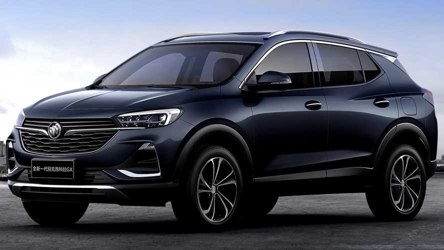 Buick Displays Three New SUVs At Auto Shanghai 2019
