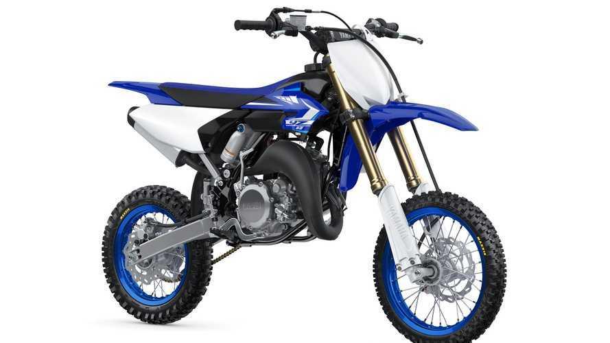 2020 Yamaha MX lineup