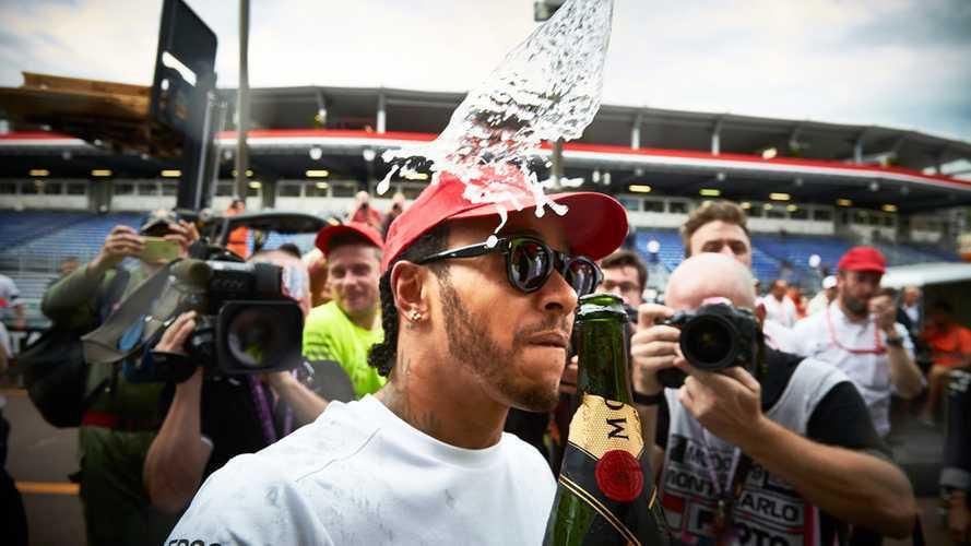 """Hamilton: """"Posso correre almeno altri cinque mondiali di Formula 1"""""""