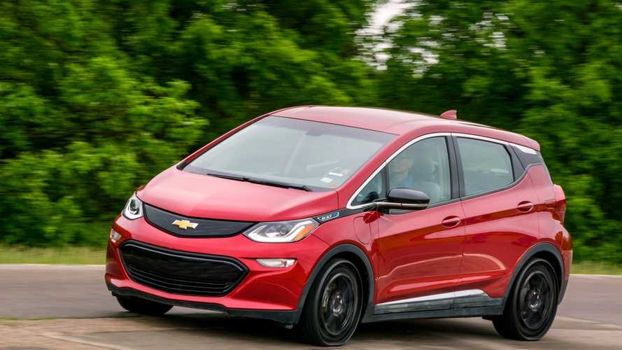 VIDÉO - La Chevrolet Bolt teste le pneu Michelin increvable
