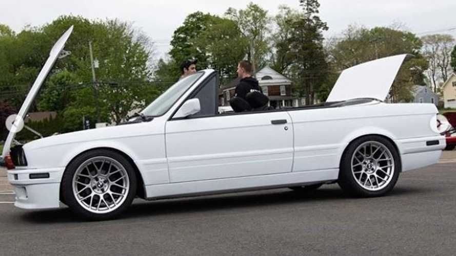 BMW Série 3 E30 électrique