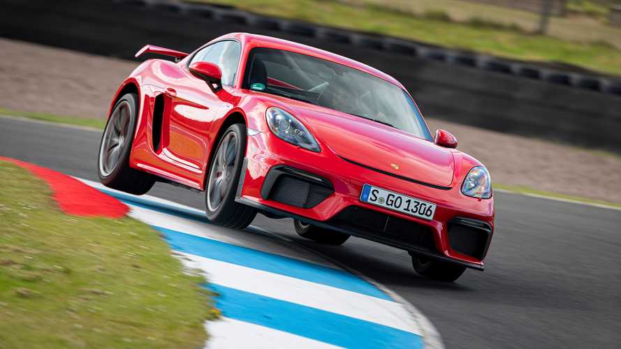 Porsche admits the Cayman GT4's gearbox is not what they wanted