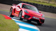 Test Porsche 718 Cayman GT4 und 718 Spyder