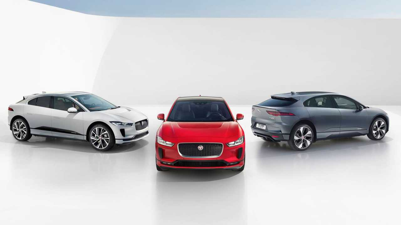 2019 World Car of the Year: Jaguar I-PACE