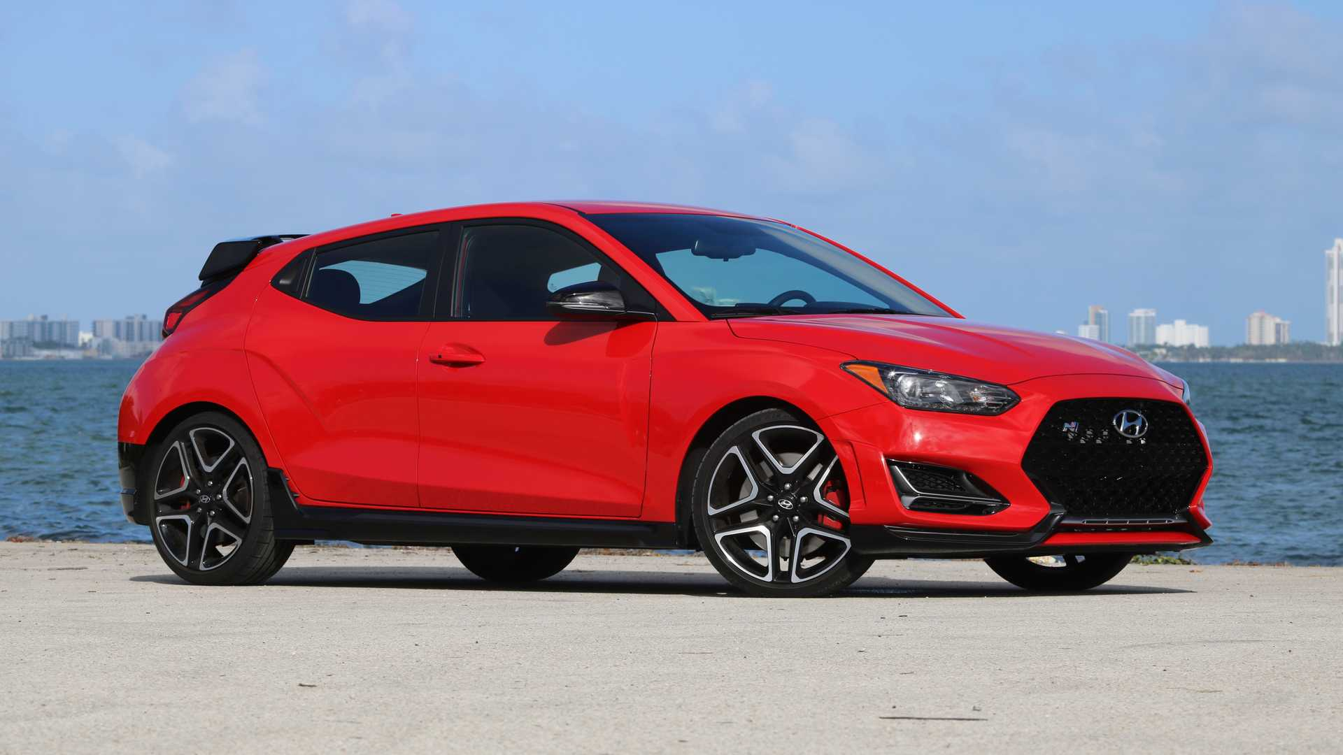 2019 Hyundai Veloster N Review: N-Sync With Its Performance Side