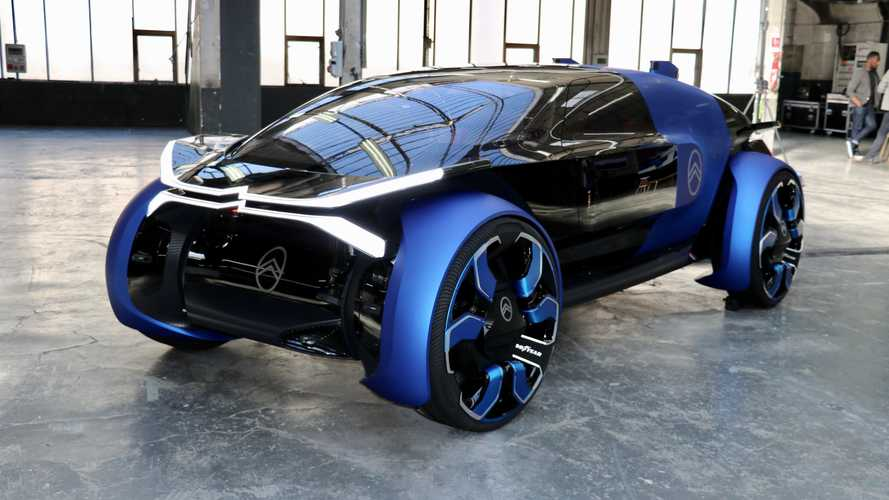 Citroën 19_19 Concept - Hommage au passé et au présent
