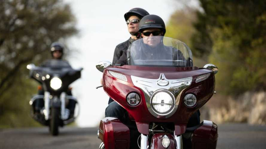 Test-Ride Indian Motorcycles, Help Veterans