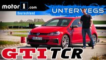 video vw golf gti tcr 2019 im test