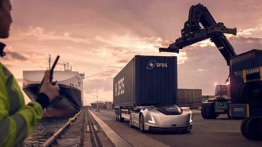 Volvo Trucks Vera, il camion autonomo entra in servizio