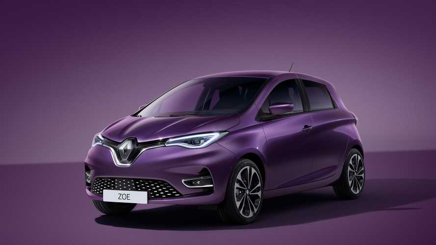 Yeni Renault Zoe sonunda resmi olarak satışta