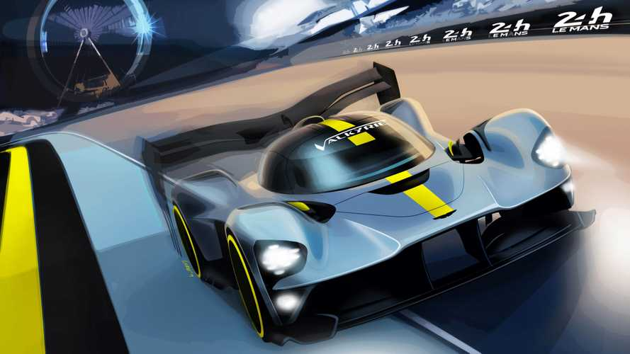 Aston Martin Valkyrie To Race In The World Endurance Championship