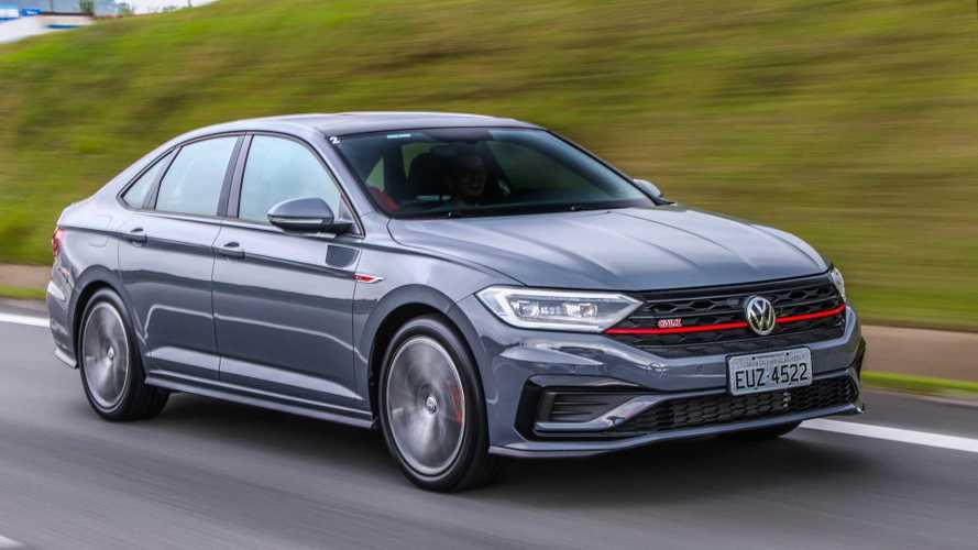VW Jetta e Chevrolet Cruze perdem espaço nas vendas de maio
