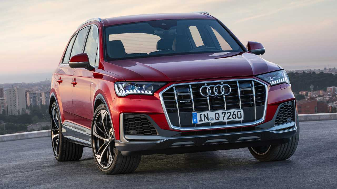 2020 audi q7 shows its comprehensive facelift in videos