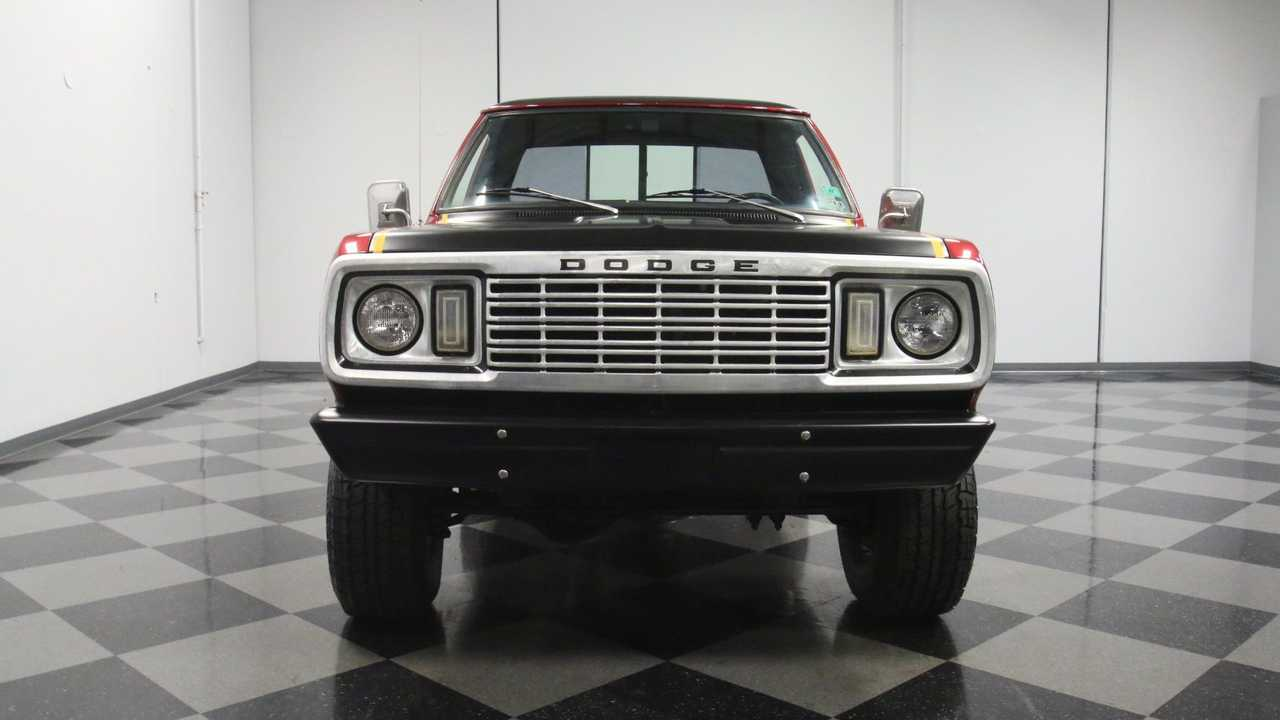 Rule All The Trucks With A 1978 Dodge Power Wagon