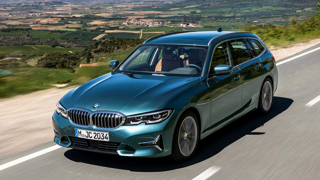 Bmw 3er Touring 2019 Luxury Line 6 Of 95 Motor1 Com Photos