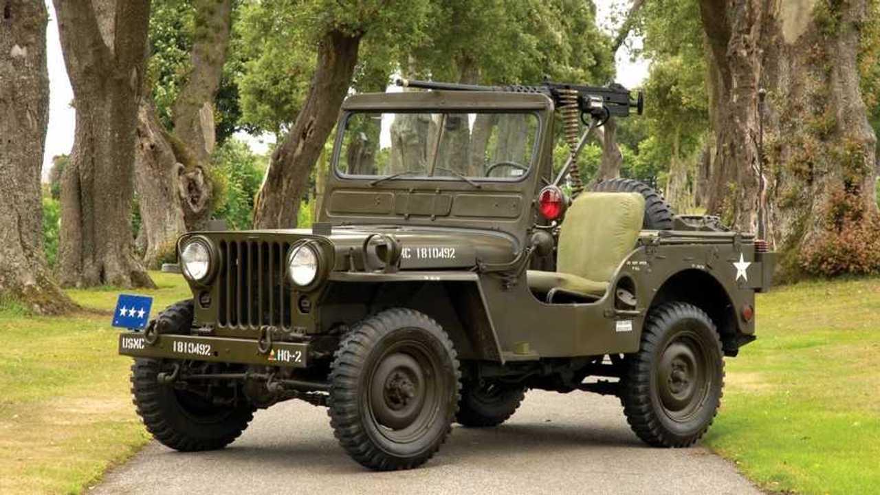 Willys M38 Jeep (MC) 1950–52