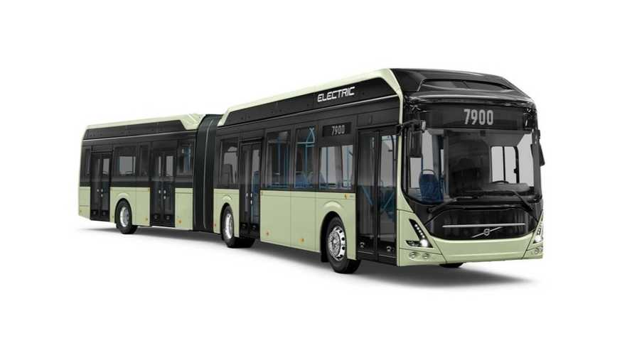 Volvo Buses Announce Launch Of 7900 Electric Articulated Bus
