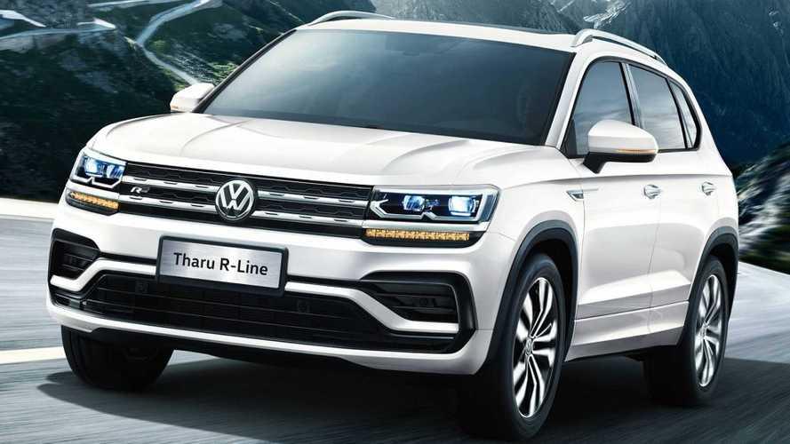 VW inicia produção do projeto Tarek (anti-Compass) na Argentina