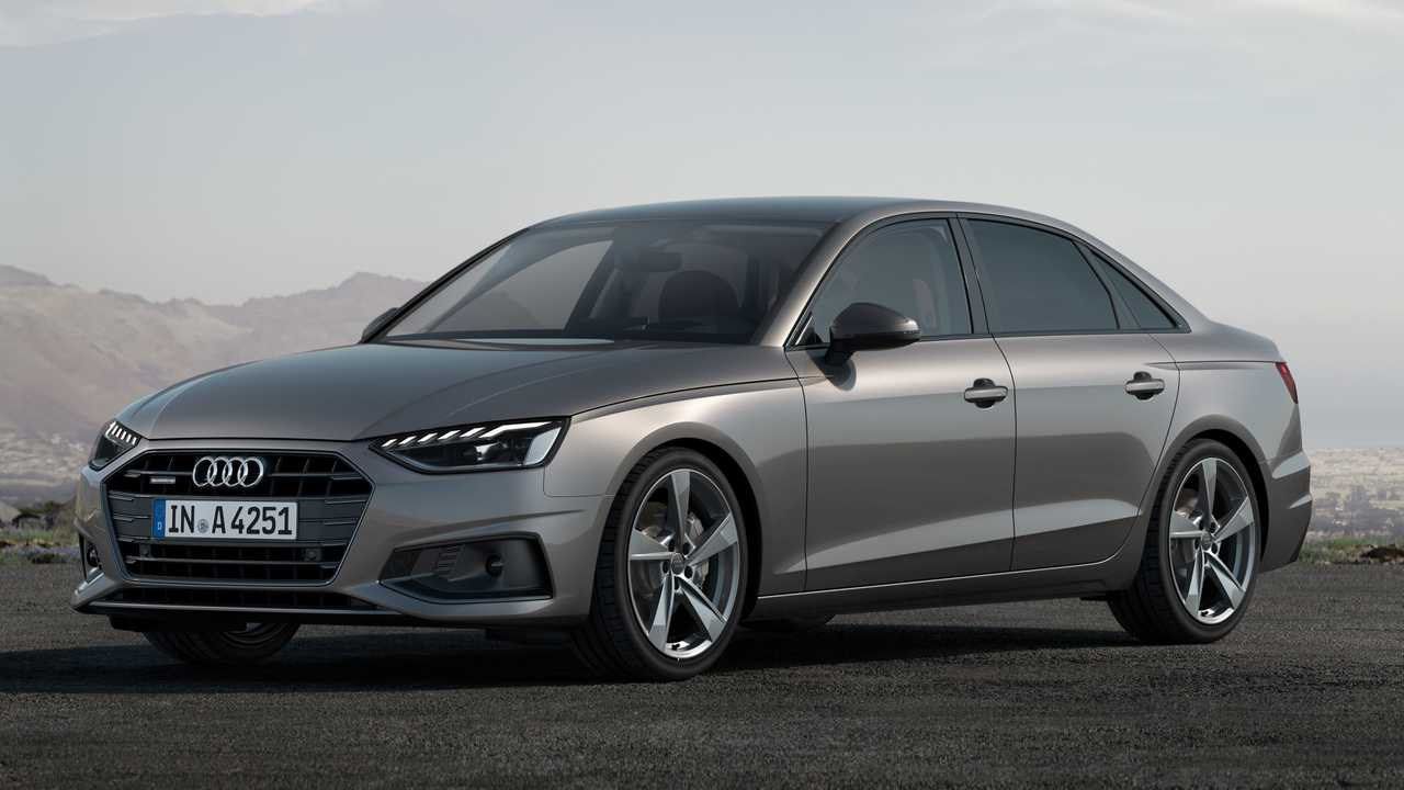 2020 Audi A4 Range Revealed With Refreshed Face Hybrid Power